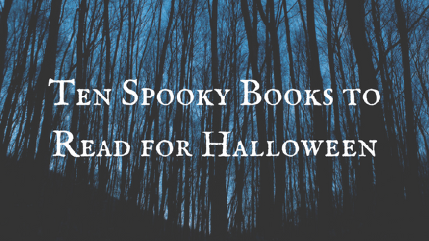 Ten Spooky Book Suggestions