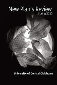 Cover of New Plains Review Spring 2020