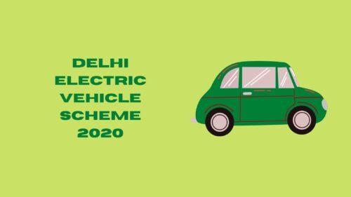 Delhi Electric Vehicle Scheme