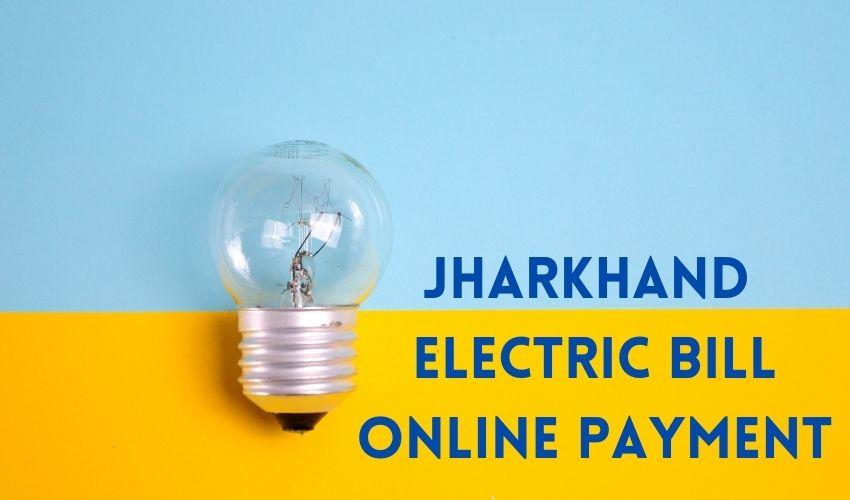 jharkhand electric bill payment