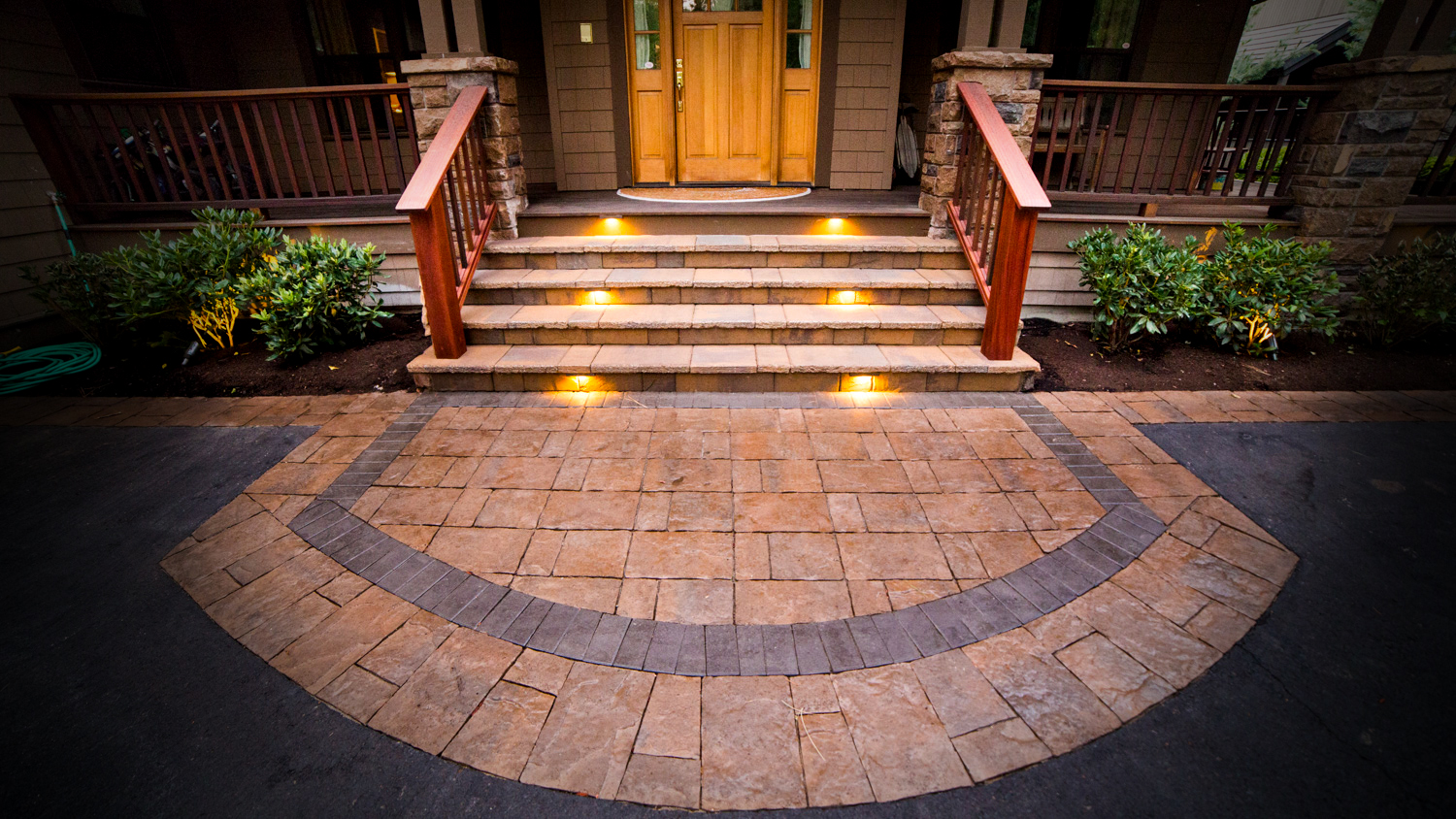 Paver Patios and Walkways | Newport Ave Landscaping on Landscaping And Patios  id=75969