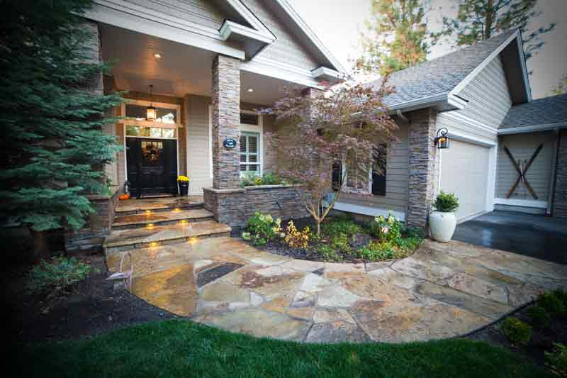 Paver Patios and Walkways | Newport Ave Landscaping on Landscaping And Patios  id=34428
