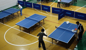 Newport Beach Table Tennis Group Classes