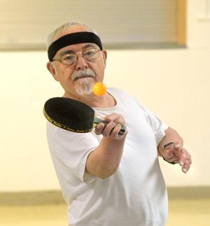 Newport Beach Senior Table Tennis Classes