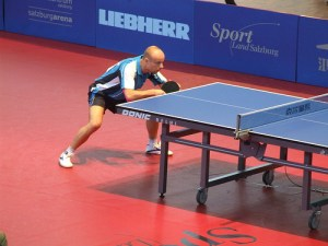 Table Tennis Serves and Receives