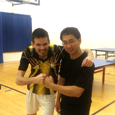 Ron Arellano and Kuei Chen