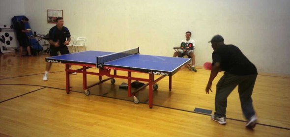 Equal Challenge Table Tennis Tournament - Newport Beach