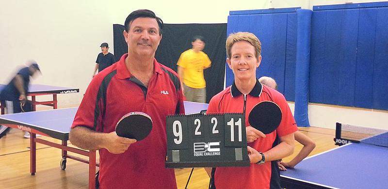 Equal Challenge Table Tennis Tournament