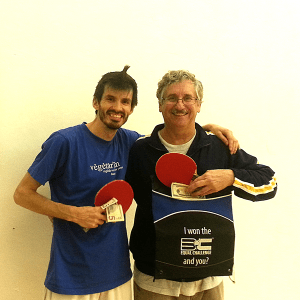Equal Challengea table tennis tournament in Newport Beach