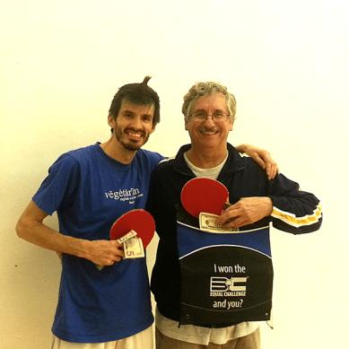 Equal Challengea table tennis tournament in Newport Beach