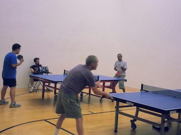 Equal Challenge Table Tennis Newport Beach
