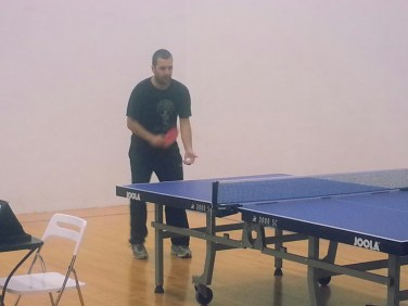 Equal Challenge Tournament - Newport Beach Table Tennis Club