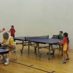 Ping Pong Tournament for Kids