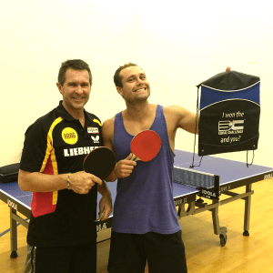Equal Challenge Table Tennis Tournament in Newport Beach