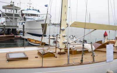 Wooden Boat Festival Returns to Balboa Yacht Club
