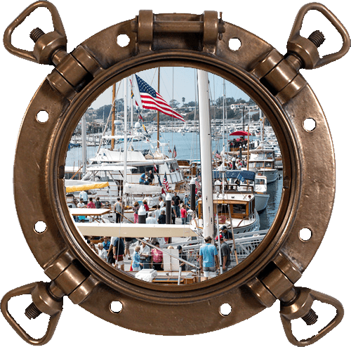 Newport Beach Wooden Boat Festival by InterSeller web design
