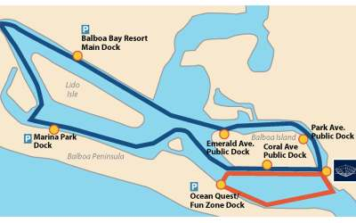 Free Water Taxi Routes Added