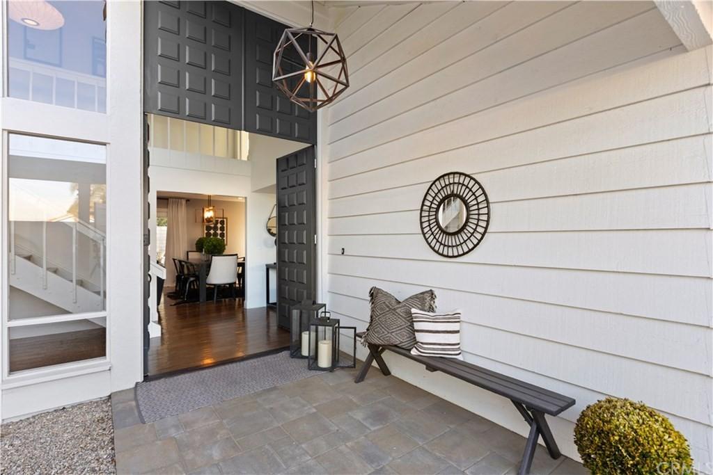 Home for Sale - front door - 2336 Orchid Hill Pl, Newport Beach, CA, 92660
