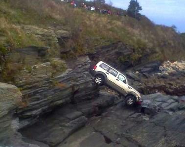 Parking Newport RI