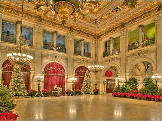 Newport Ri Christmas 2020 Donald Trump Buys The Breakers Mansion In Newport, RI For $112