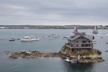 Clingstone Volvo Ocean Race Newport