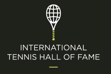 Tennis Hall of Fame Logo