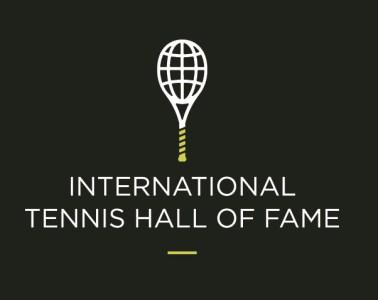 Tennis Hall of Fame Logo