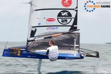 moth sailing newport ri