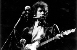 Bob Dylan Newport Folk 1965