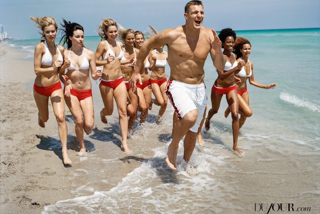 Gronk Ladies man DuJour