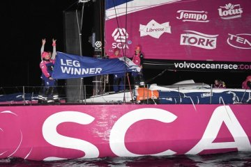 team sca leg winner