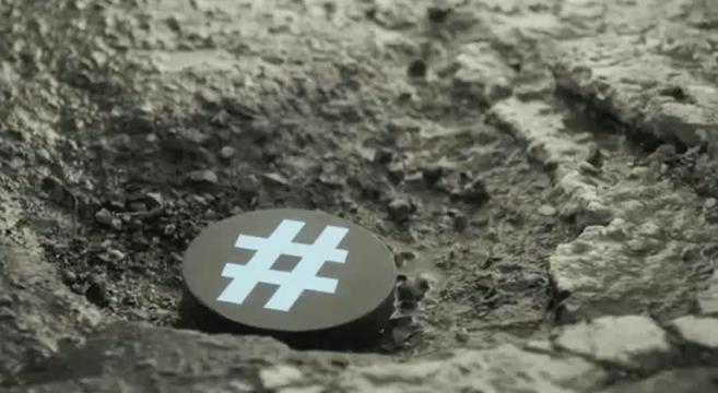 tweeting pothole