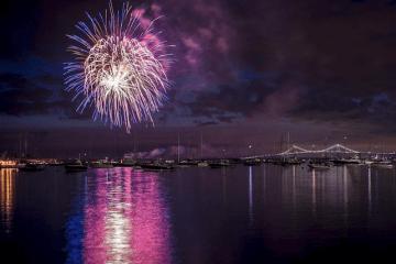 Adam Zaff Fireworks Newport RI