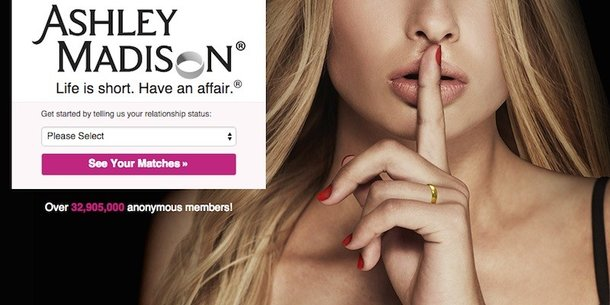we have the ashley madison data and it doesn t look so good for