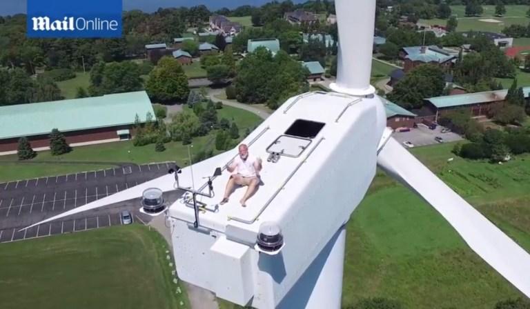 Drone Portsmouth Abbey