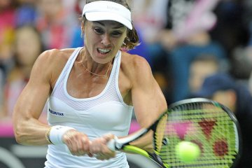 Martina Hingis Tennis Hall of Fame