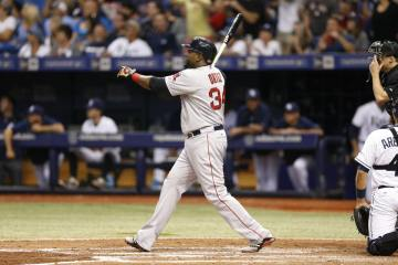 Big Papi 500 home runs