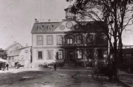 Colonial Newport RI
