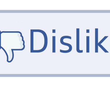 FB dislike