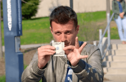 Mat Franco URI magic trick