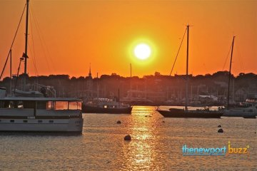 Sunrise Newport Harbor