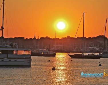 Sunrise Newport Harbor