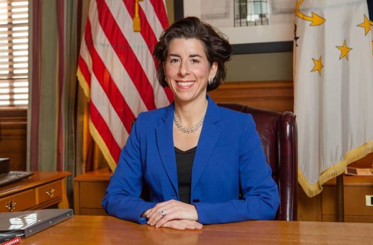 Gina Raimondo Newport RI