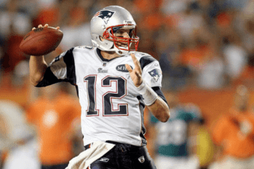 Tom Brady 99 yard td