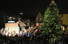 Christmas in Newport RI