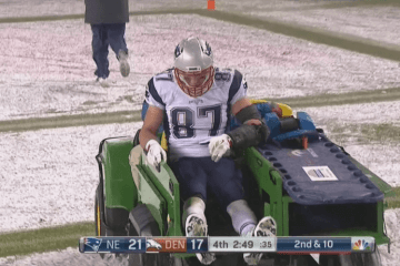 Gronk Knee Injury