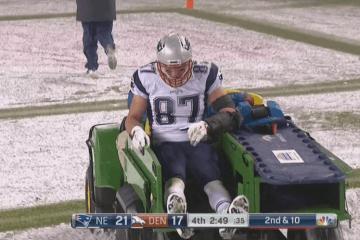 Gronk Knee Injury
