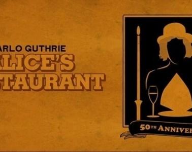 alices restaurant 50 anniversary