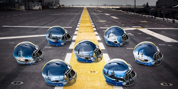 Navy Under armour