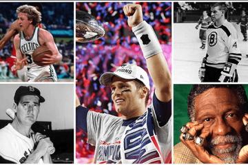 Boston Sports Legends